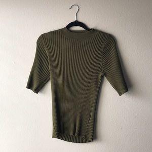 ASOS 3/4 sleeve sweater top